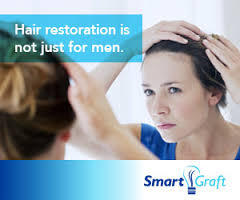smartgraft hair restoration women